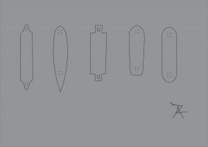 Formes de deck