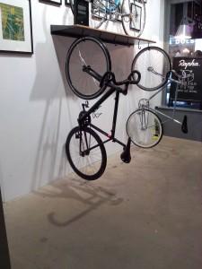 vélo en déco murale