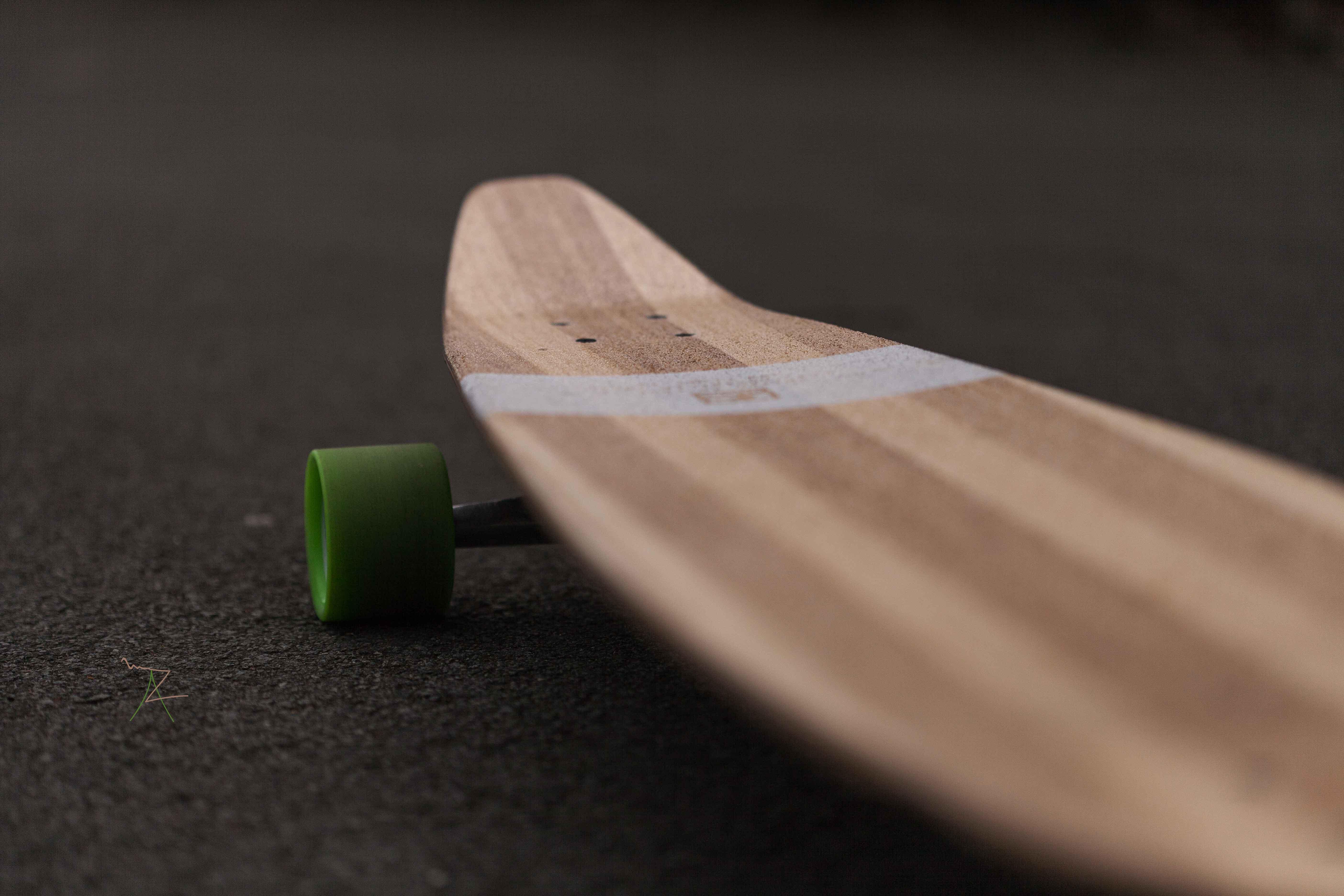 05/02 Promo longboard – Globe Big Pinner