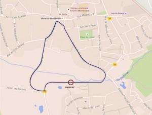 marathon Montévrain