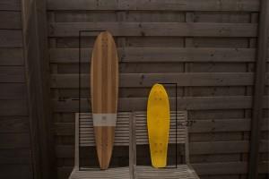 longboard / cruiser deck