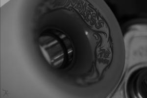 Mindless Maji wheels longboard