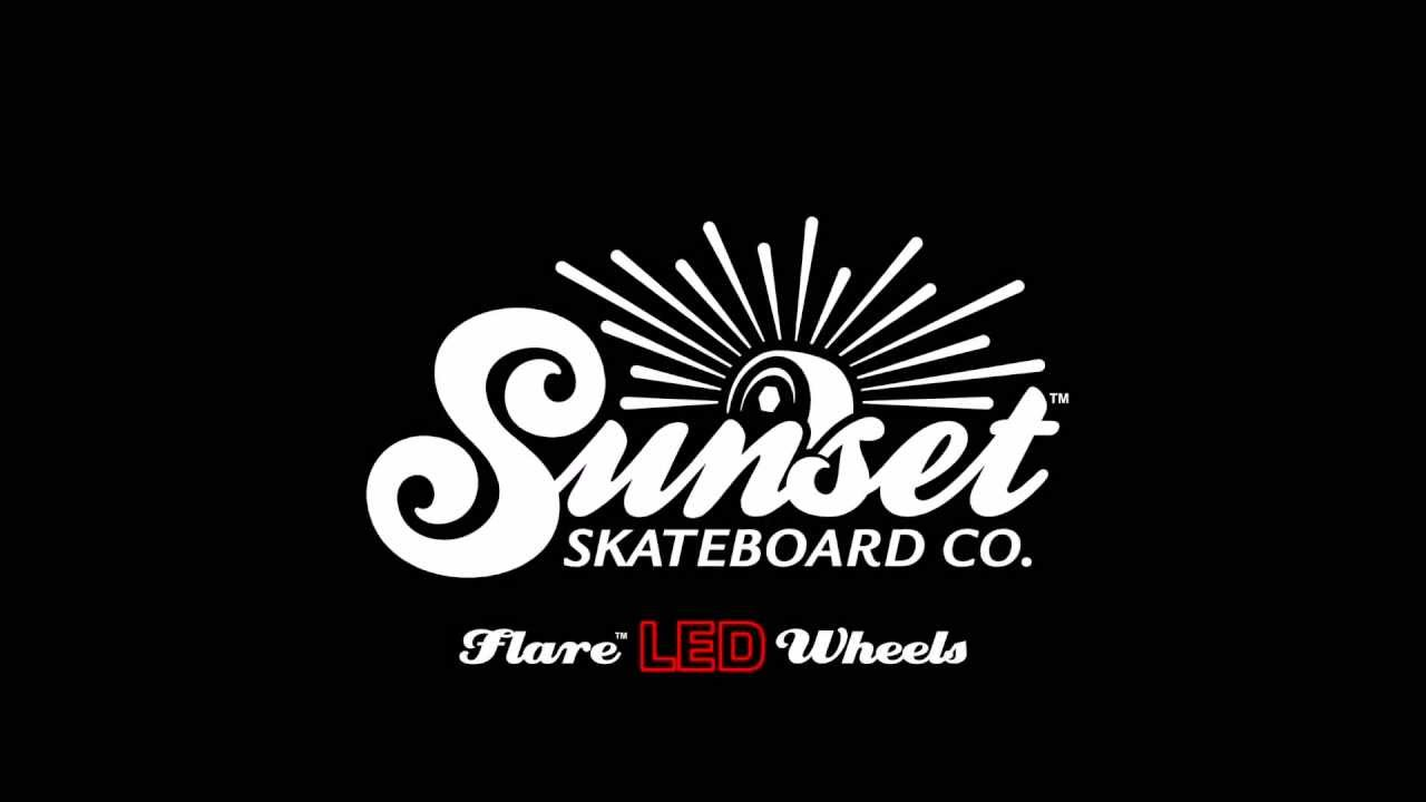 17/01 Promo Cruiser – Sunset wheels 59mm