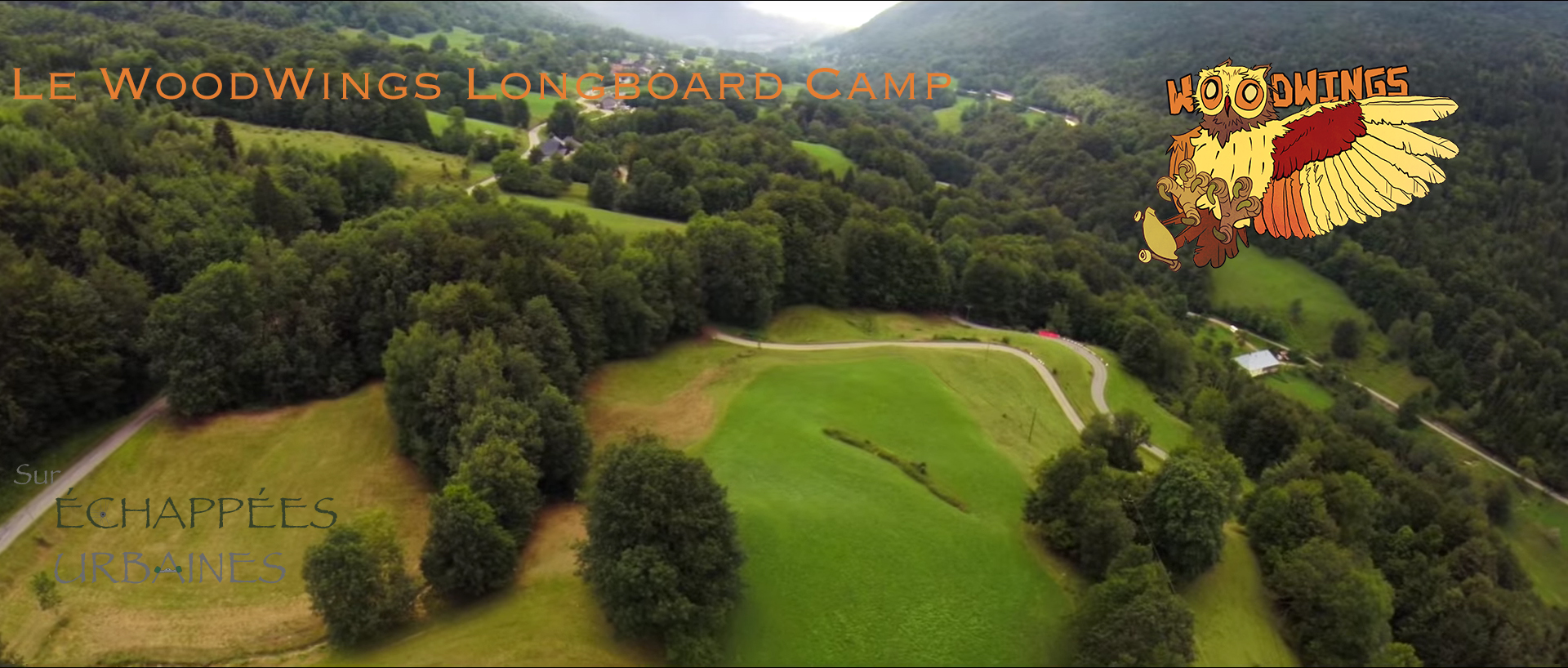WoodWings Longboard Camps 2016