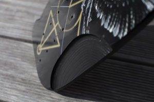tail landyachtz canyon arrow