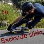 Comment faire un Backside Slide de l'espace [Vidéo]
