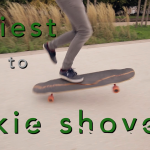 Trick tips longboard – Le fakie shove-it [explications + vidéo]